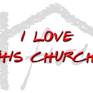 I Love This Church CD-Rom Kit