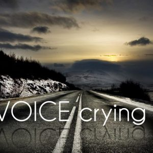 A Voice Crying