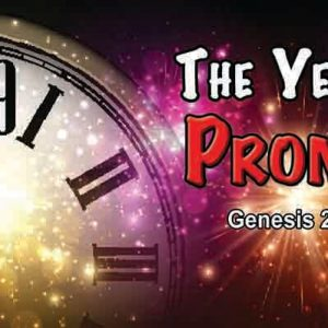 The Year of Promise