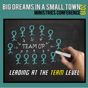 Team Up: Leading on the Team Level