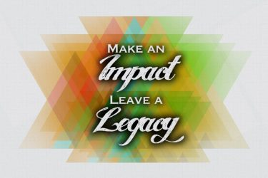Big Dreams Collection - Make an Impact, Leaving a Legacy